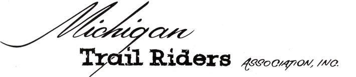 Michigan Trail Riders